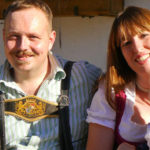 Wolfgang und Katharina Kirner vom Gasthaus Hilger
