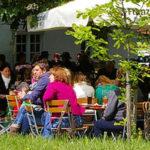 Biergarten Gasthaus Hilger Hirnsberg